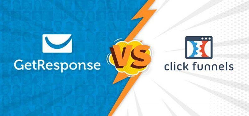 GetResponse vs Clickfunnel