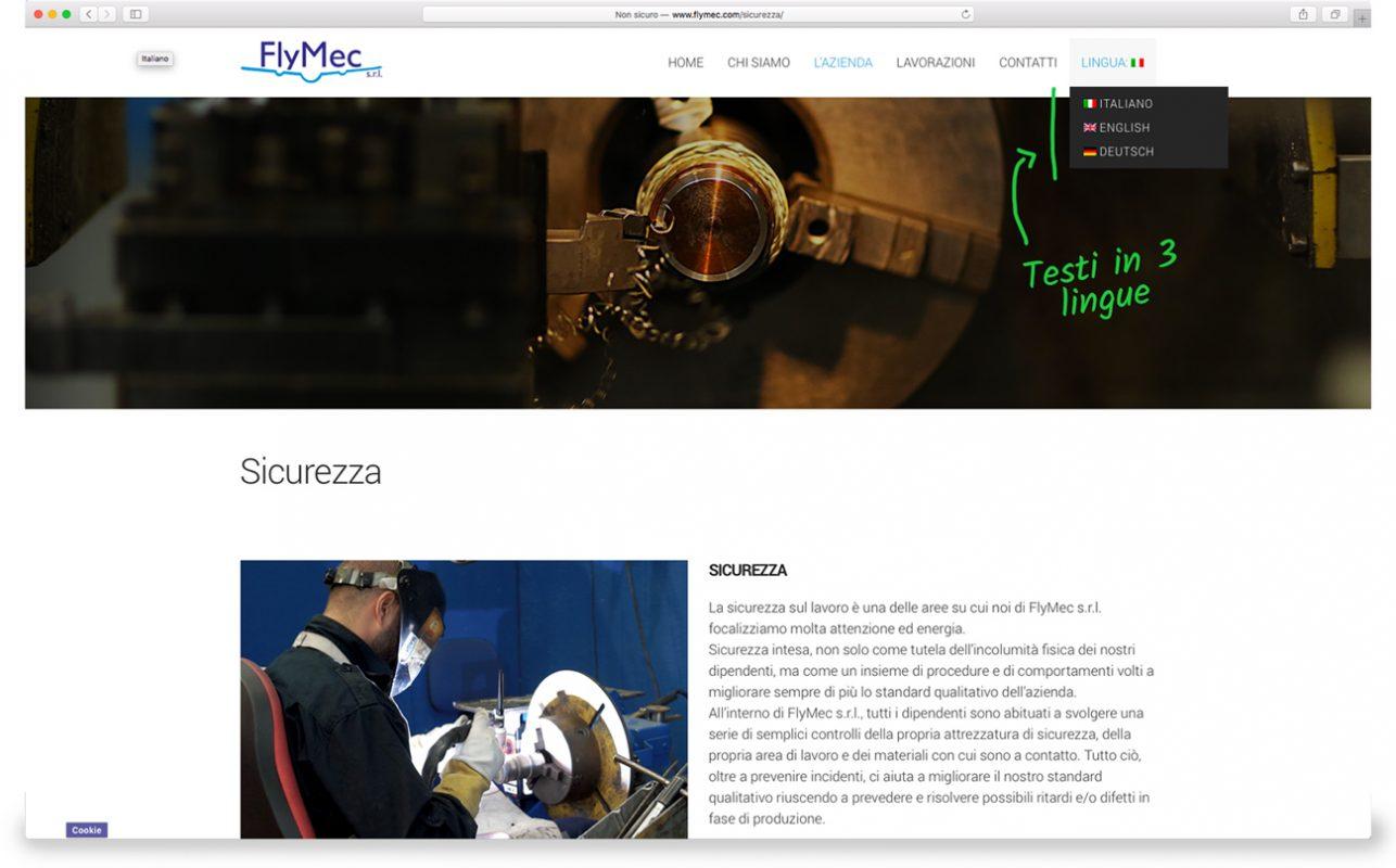 traduzione sito web