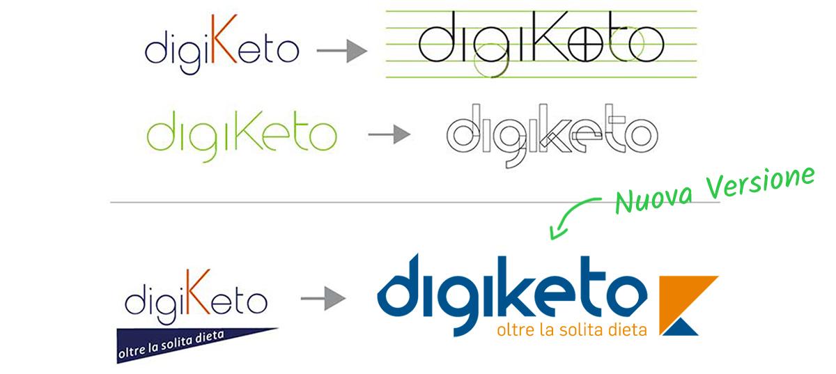 restyling marchio digiketo